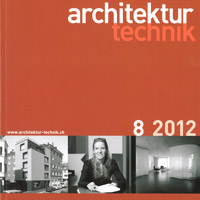 Architektur Technik 08/2012